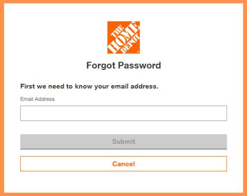 MyTHDHR Forgot Password